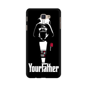 Your Father Samsung Galaxy J7 Prime Mobile Back Case