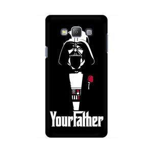 Your Father Samsung Galaxy On 5 Mobile Back Case