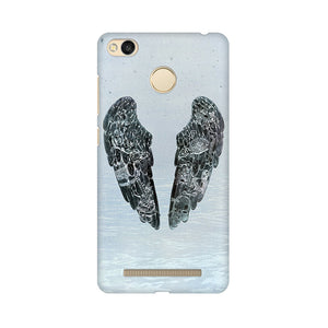 Wings Of Terror Xiaomi Redmi 3s Prime  Mobile Back Case
