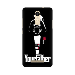 Your Father Xiaomi Redmi Note 3  Mobile Back Case