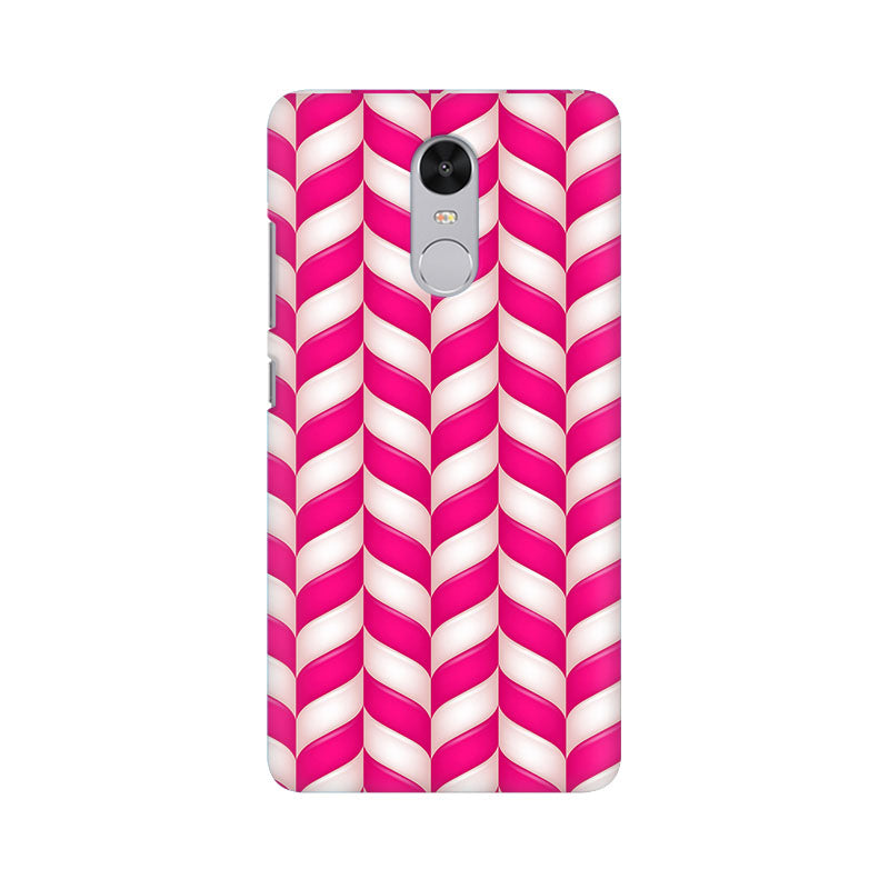 Candy Strips Xiaomi Redmi Note 4 Mobile Back Case - JumboShoppers
