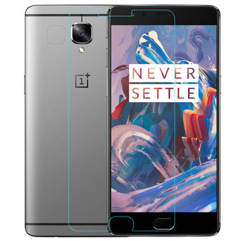 Nillkin 9H Plus Hardness Tempered Glass Screen Protector for OnePlus 3 / OnePlus 3T - JumboShoppers