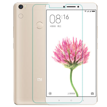 Nillkin 9H Plus Hardness Tempered Glass Screen Protector for Xiaomi Mi Max - JumboShoppers
