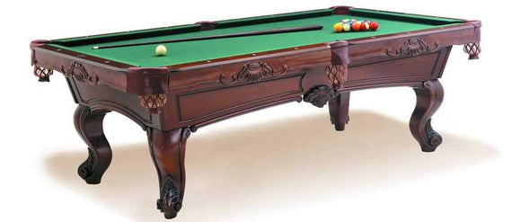 New Billiard Tables