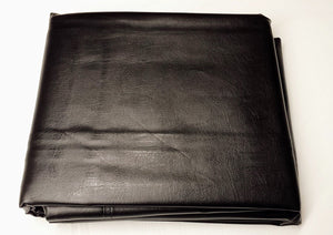 "Dufferin Billiard Table Cover Black 4x8' (58""Wx102""L)"