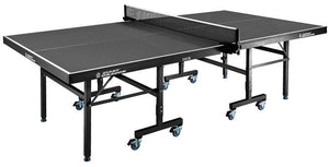 ACE 7 BLACK INDOOR TENNIS TABLE (18MM THICK )