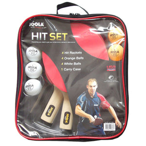 Joola Hit 4 Player Table Tennis Set