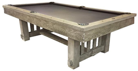 MAJESTIC CORNWALL BARNWOOD POOL TABLE