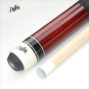 Dufferin 230 Club Series  Cue Stick. 236 Burgundy