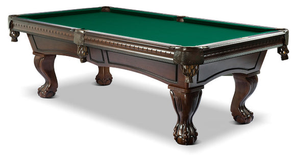 MAJESTIC PINACLE WALNUT POOL TABLE