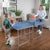 JOOLA MIDSIZE INDOOR TENNIS TABLE WITH NET SET