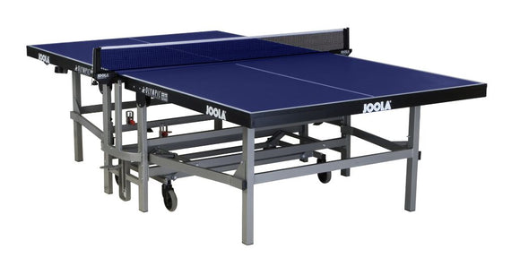 JOOLA ATLANTA INDOOR TENNIS TABLE WITH NET SET (22MM THICK)
