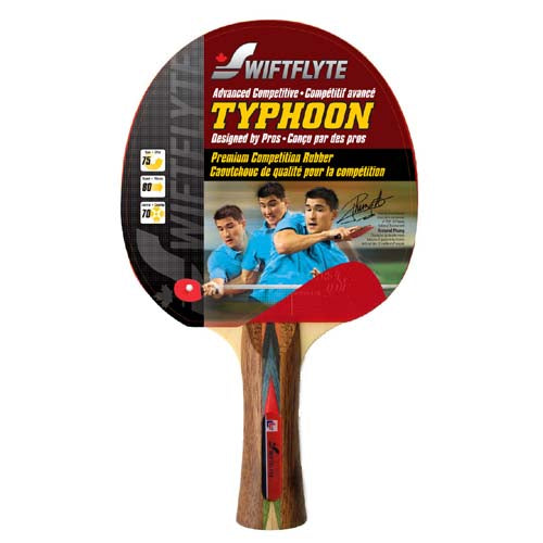 Swiftlyte Typhoon Table Tennis Racket