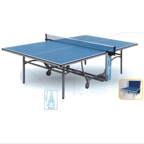 SWIFTLYTE MAGNUS INDOOR TENNIS TABLE WITH NET SET (18MM THICK)