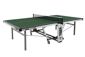 TIGER WISTLER INDOOR TENNIS TABLE WITH NET SET (25MM THICK)