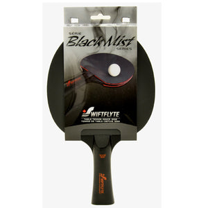 Swiftlyte Black Mist Table Tennis Racket