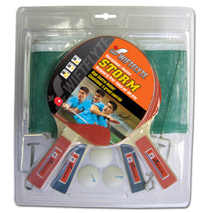 Swiftlyte 4 Player Table Tennis Set