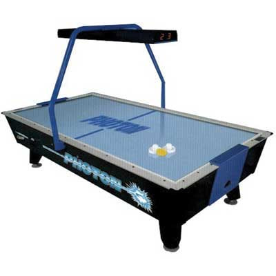 Dynamo Photon 8' Coin Op Air Hockey