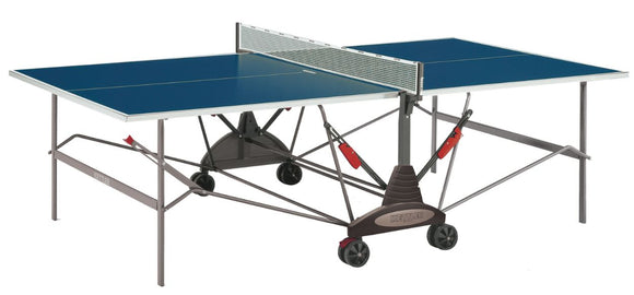 KETTLER STOCKHOLM OUTDOOR TENNIS TABLE WITH NET SET (22MM THICK)