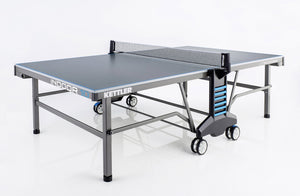 KETTLER 10 INDOOR TENNIS TABLE WITH NET SET (22MM THICK)