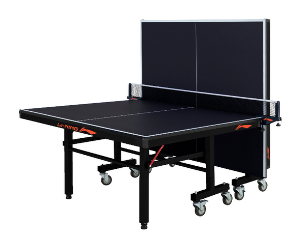 LI-NING LNX P1000 INDOOR TENNIS TABLE (25 MM) BLACK