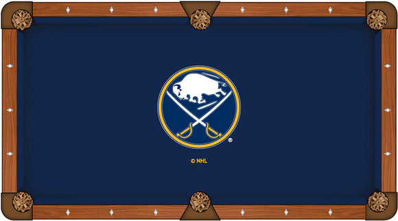 NHL Logo Billiard Cloth