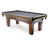 MAJESTIC ASCOT WALNUT POOL TABLE