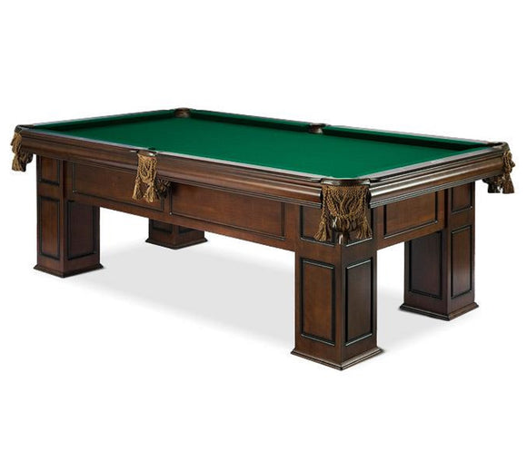 MAJESTIC FRONTENAC MAHOGANY POOL TABLE