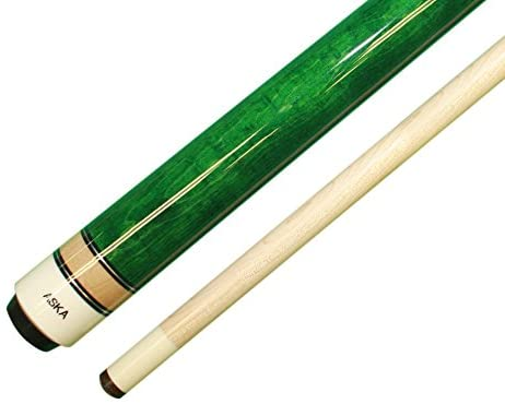ASKA L3 No Wrap Pool Cue Stick, 58