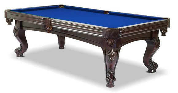 MAJESTIC MAHOGANY POOL TABLE