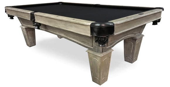 MAJESTIC PIONEER BARNWOOD POOL TABLE