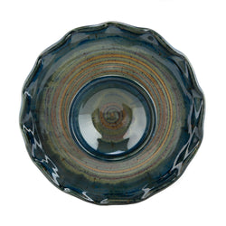 Holbrook Stoneware - Chip and Dip Stoneware (Ceramic) Serving Platter