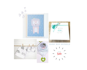 This collection sells really well. This is a beautiful collection of items and it's super cute. Great for the winter months. The framed Artwork Jnr - Crown Lion will make an extra special additional in any nursery.