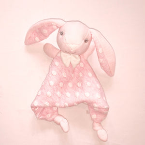 Every little girl needs Lou Lou the swaddle cuddle blanket.  Soft a full of cuddles.