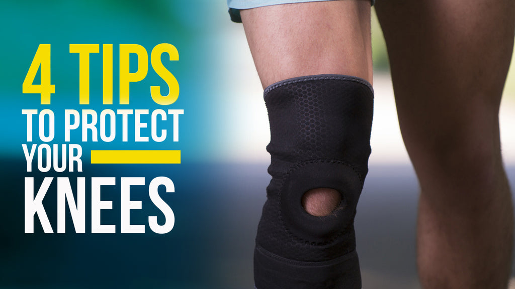 4 Tips to Protect Your Knees