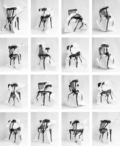 16 Chairs - chair #8