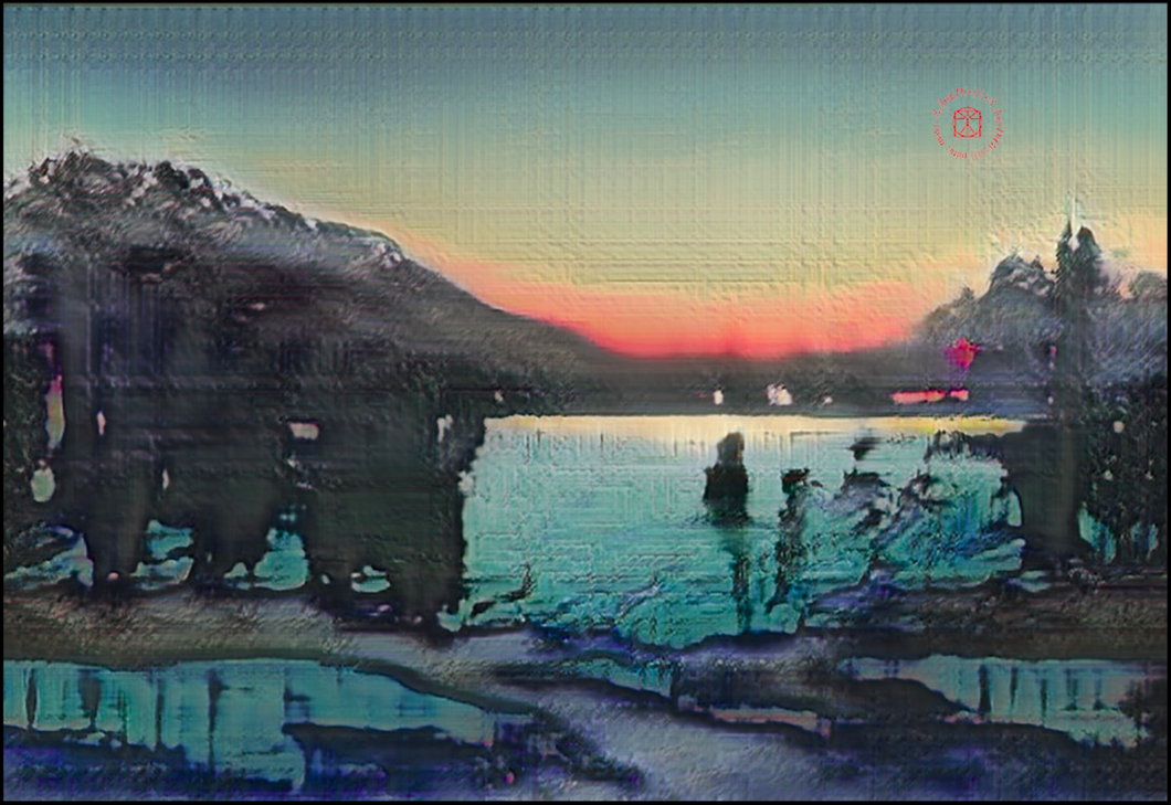 Dawn Lagoon (夜明けの湖沼) Home of the manipulators