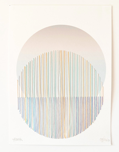 Hannah Pratt 'Starlight Threads' - Deneb