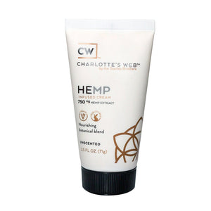 hemp cbd cream