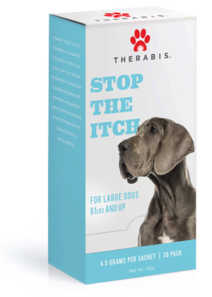 Stop The Itch CBD Oil Mix In by Therabis