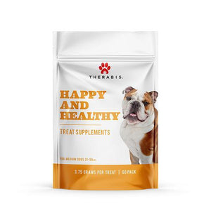 Happy & Healty Treat Supplements by Therabis