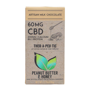 THERAPEUTIC CBD Chocolate Bar
