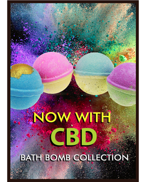 CBD YOGRASS BATH BOMB 2OZ 35MG