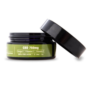 Hemp Salve 750mg CBD by Endoca