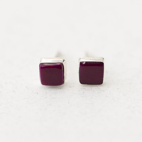 Ada Earring in Purple
