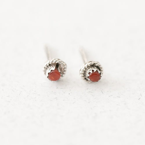 Shelby Earring in Red