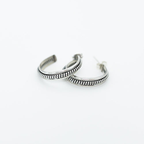 Round Mountain Earring