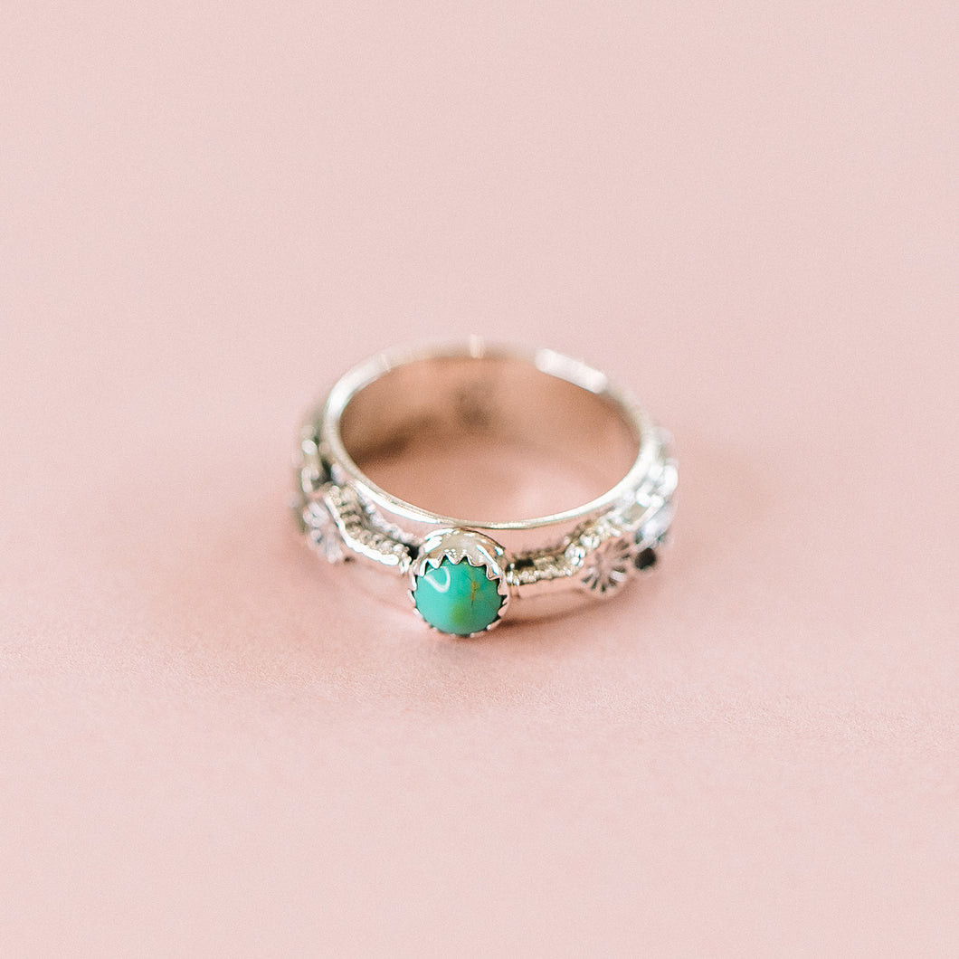 Blue Bird Ring