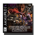 L945 JuiceWRLD Death Race For Love Cover Album Silk Cloth Wall Poster