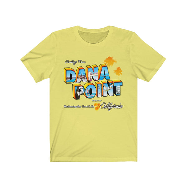 Greetings from Dana Point - Men's Shirt